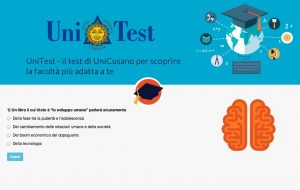 test orientamento universitario