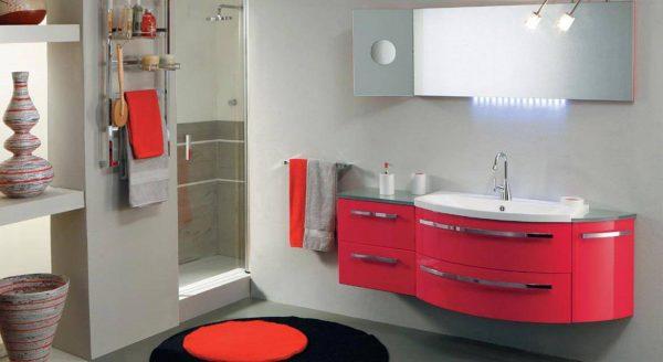 Mobili bagno: rivalutare la stanza che dona benessere