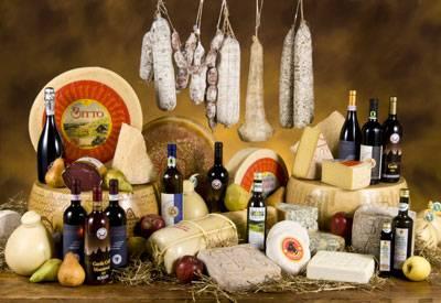I prodotti alimentari italiani più richiesti all'estero