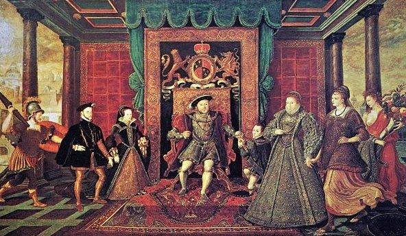 Dipinto del XVII secolo che raffigura l