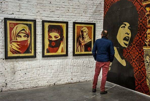 Obey in mostra a Roma dal 7 ottobre.