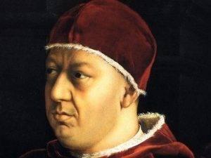 """Papa Leone X """"ricoverato d'urgenza"""": il capolavoro del Rinascimento sta perdendo i colori"""