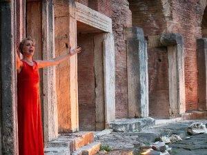 A Pompei rivive l'unica tragedia romana sopravvissuta al tempo, è attribuita a Seneca