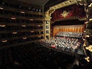 Per la prima volta alla Scala la Messa per Rossini voluta dall'amico Giuseppe Verdi