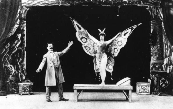 Immagine tratta da un altro cortometraggio di Méliès.